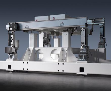 TMSU high-tech lifting tool for ASML