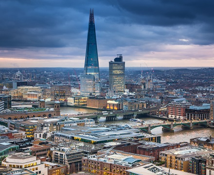 engineering climate technology systems in the Shard