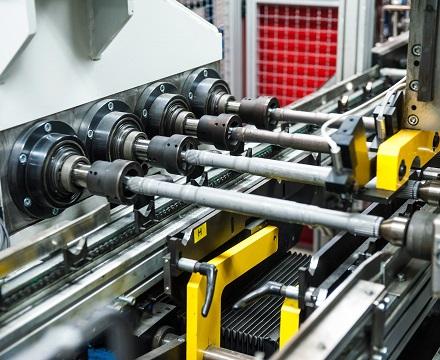 drive shafts for leading driveline manufacturer (Germany)