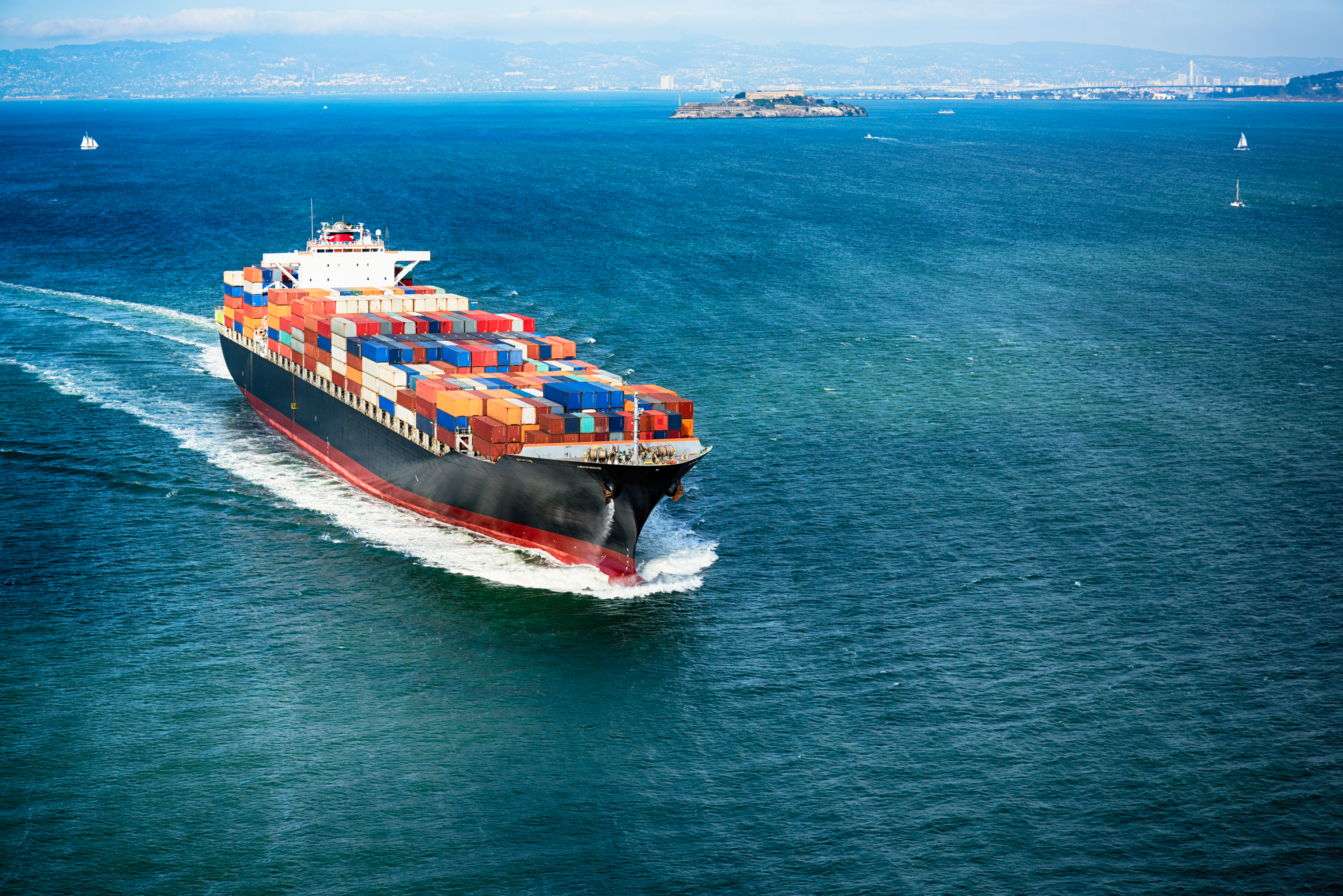 exchanging technology and know-how to minimise environmental footprint of ships